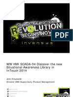 WW HMI SCADA-04 Discover the New Situational Awareness Library in InTouch 2014