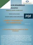 UNIDAD II DISEÑO Y DESARROLLO DE CURRICULUM