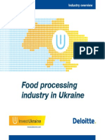 Food Processing in Ukraine