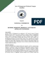 Brochure Conferene Final