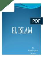 Unidad 3 El Islam - Manuela Castaño