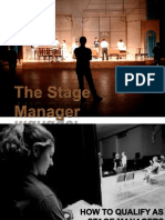 The Stage Manager