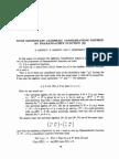 SOME ELEMENTARY ALGEBRAIC CONSIDERATIONS INSPIRED BY SMARANDACHE'S FUNCTION (II)
