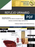 XXVII Reflejo Urinario 26- MAR-14