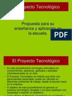 El Proyecto Tecnolgico26