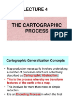 Lecture 4 Cartographic Process