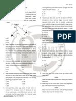 Soal Ujian Masuk Uht 2005 - Fisika