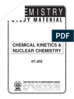 NARAYANA Class Xii Chem Chemical Kinetics