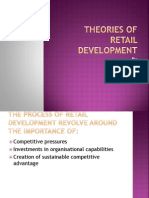 Theories in Retailing (1)