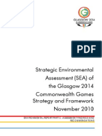6a -Glasgow 2014 SEA Env Report Part C