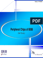 11 Peripheral Chips of 8088