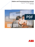 CAP540 Installation Manual