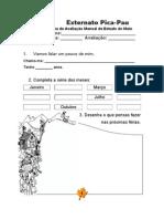 Avaliação Mensal (1)