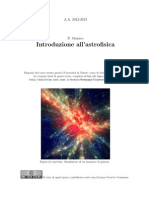 Introduzione All'Astrofisica