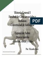 Unidad 8 Marco Aurelio - Ricardo Ruiz