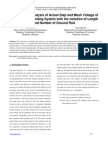 Performance Analysis of Actual Step and Mesh Voltage of Substation Grounding System with the variation of Length and Number of Ground Rod
