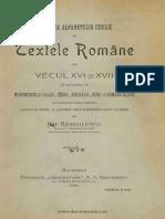 Barbulescu_Fonetica Alfabetului Chirilic