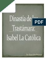 Unidad 8 Isabel la Católica - Karen Salas