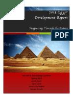S 2013 Egypt Agricultura Etc