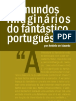 Os Mundos Imaginarios do Fantastico Portugues Antonio de Macedo