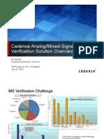 AMS Verification Solution