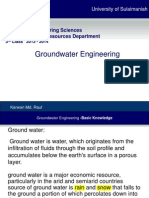 1 -Groundwater Engineering-Basic Knowledge