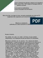 PÁRROCO Y LA MAFIA DE ETA