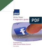 A Beginner Guide to Facebook