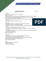 SPT Analyzer Specifications