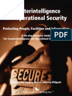 Counterintelligence Operational Security TOC