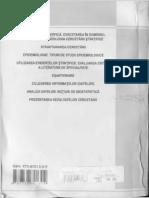 Metodologia Cercetarii Stiintifice UMF Carol Davila Bucuresti MD