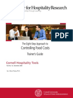 Food Cost Trainer