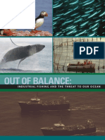 Herring Alliance Report Out of Balance