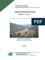 00 Executive Summary 14.5MW Jul07 NEA
