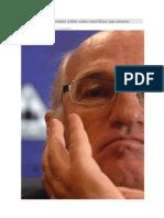 Carlos Bianchi:Apuntes Sobre Como Mover Una Estatua