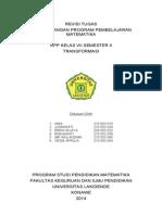 RPP 2013 (Transformasi) Revisi