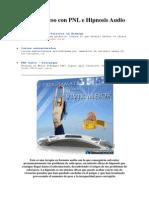 Bajar de Peso Con PNL e Hipnosis Audio