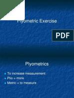 16 Plyometrics