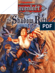The Shadow Rift