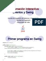 Eventos y Swing