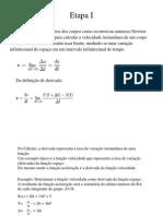 ATPS de Calculo II