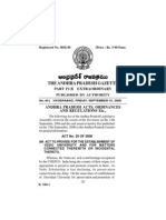 Vedic University Act
