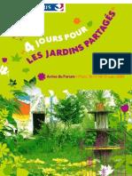 4 Jours Pour Les Jardins Partages 1 2