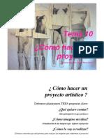 Tema 10.Como Hacer Un Proyecto