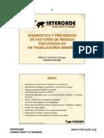 DIAGNOSTICO Y PREVENCION DE RIESGOS  EN EL SECTOR MINERO.pdf