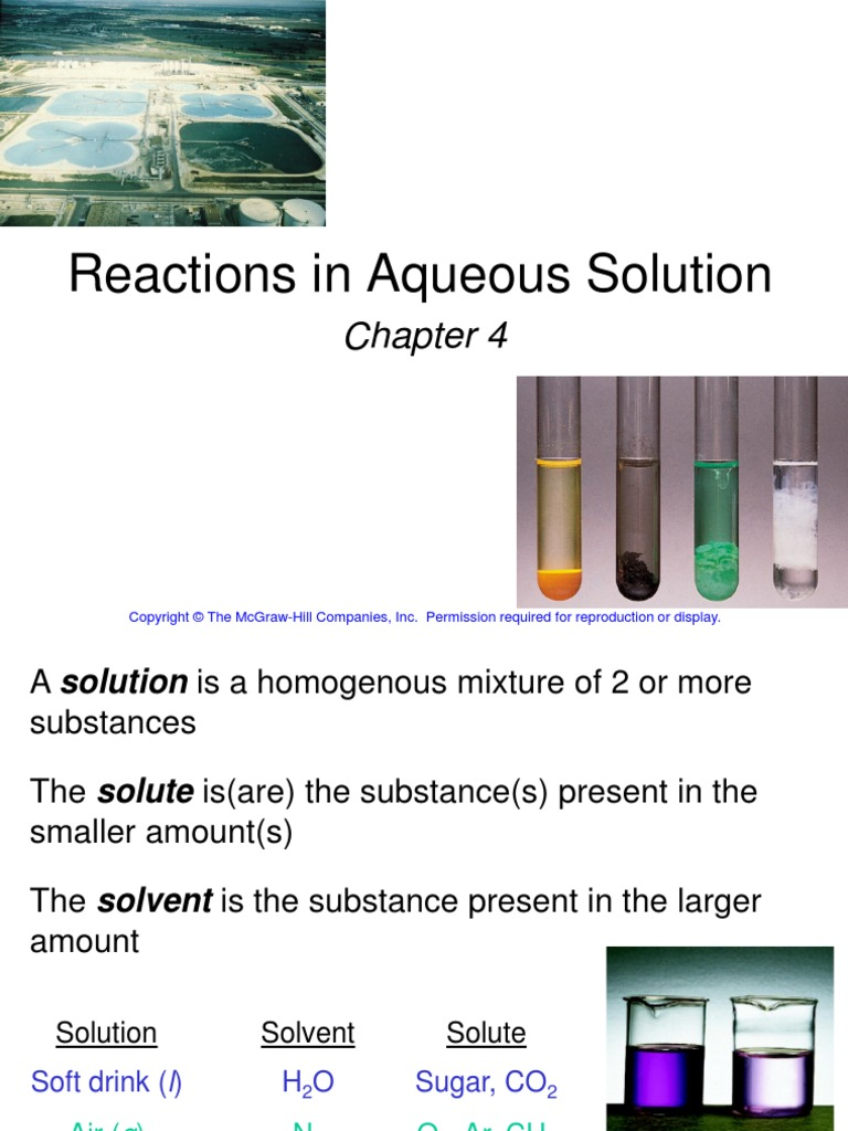 4 CHANG Reactions in Aqueous Solution PPT   Acid   Electrolyte