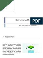 Estructuras Repetitivas Mientras