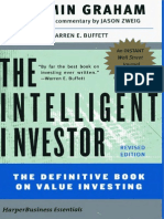 The Intelligent InvestorThe Intelligent Investor