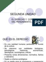 2A UNIDAD Metodologia Corrientes