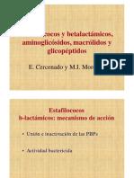 Mecanismos de Resistencia de Estafilococos